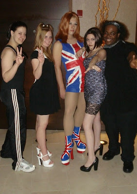 Gagyi Spice Girls