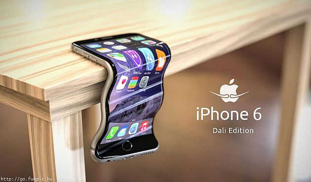 iPhone 6 - Dali Edition